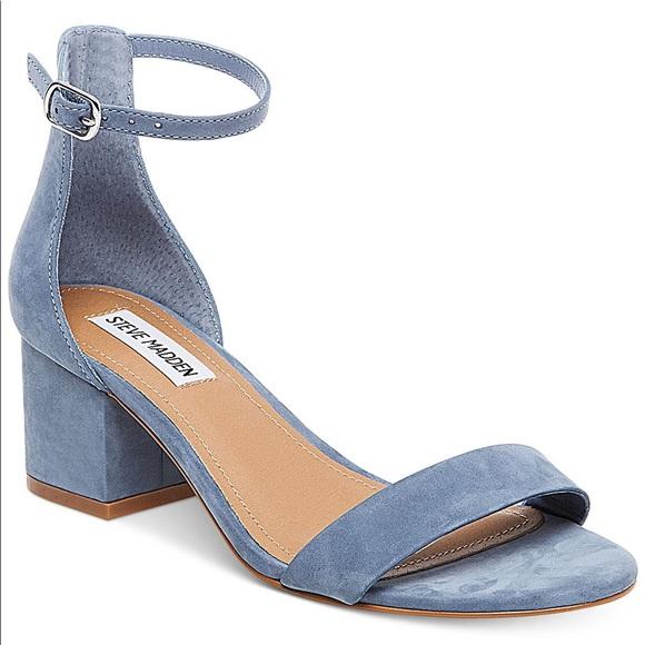 Steve Madden Irenee Ankle Strap Block Heel Sandal